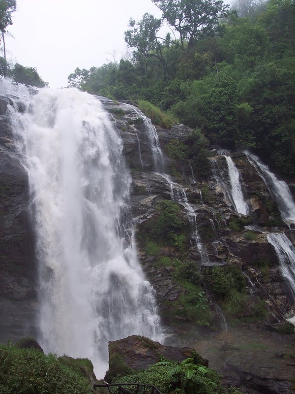 Waterfall - Doi Inthanon