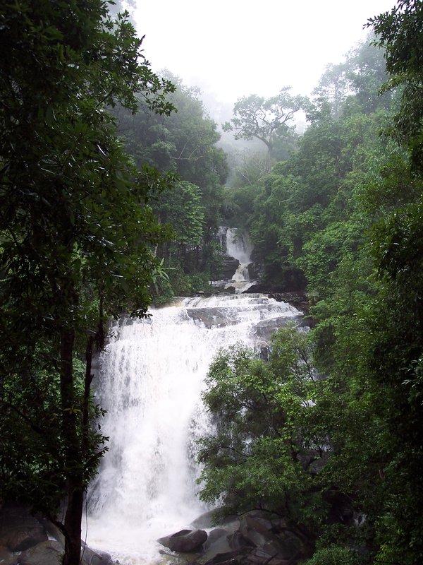 Waterfall2 - Doi Inthanon