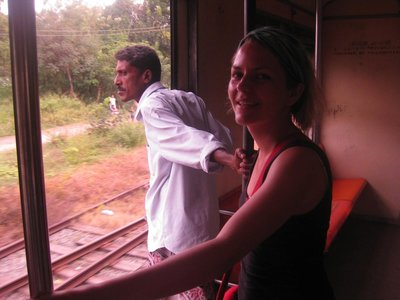 Slow Train up to Chilaw