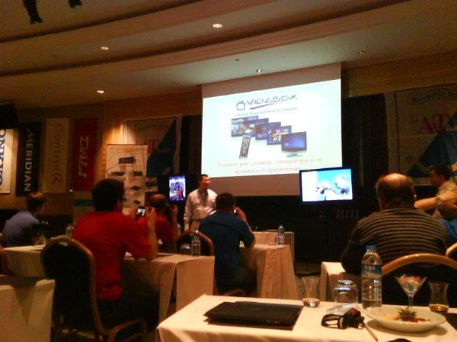Vidabox presentation