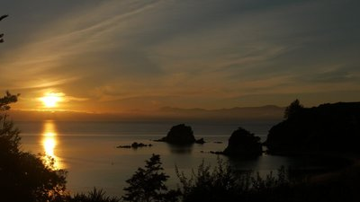kaiteriteri sunrise