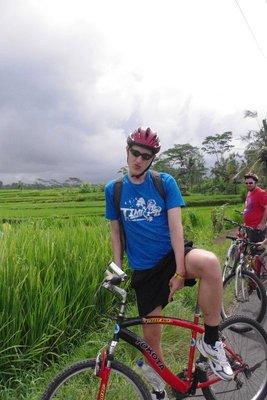 Downhill cycling…crazy kids