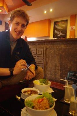 Yummy food at KOTO