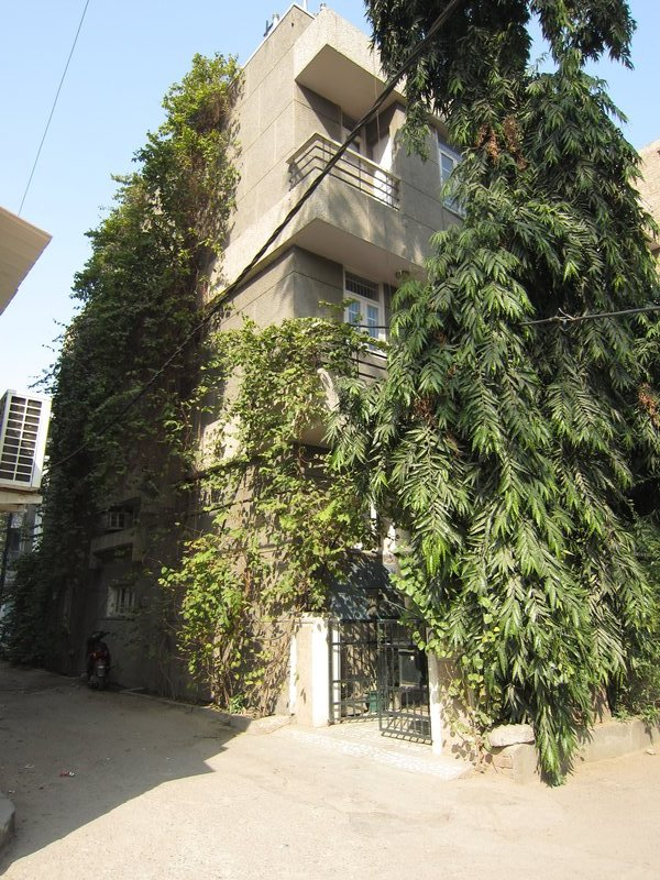 LIkir House exterior