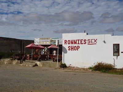 Ronnie's Sex Shop