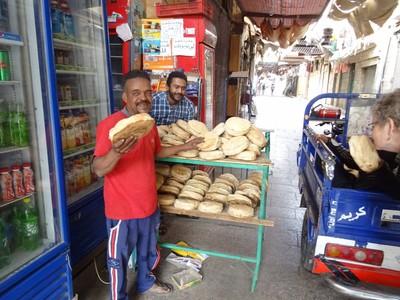 A bread shop