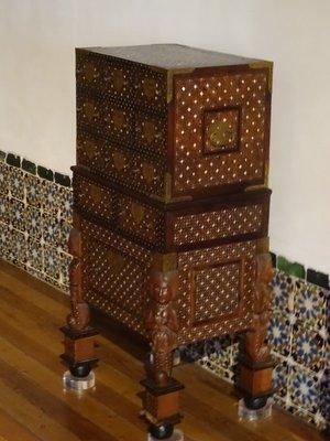 Elaborate furniture