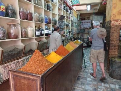 A spice shop