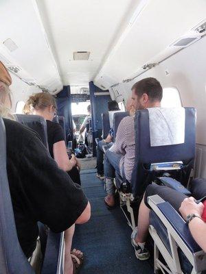 Small Inter-Island Plane