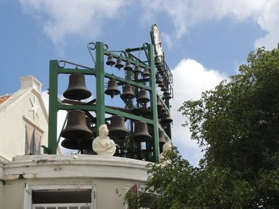 The carillon of 47 bells