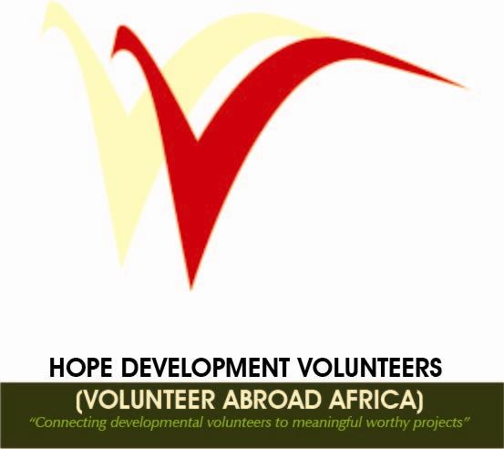 Hope Development Volunteers- Volunteer Abroad Africa