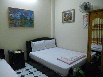Sakura Hotel Bedroom
