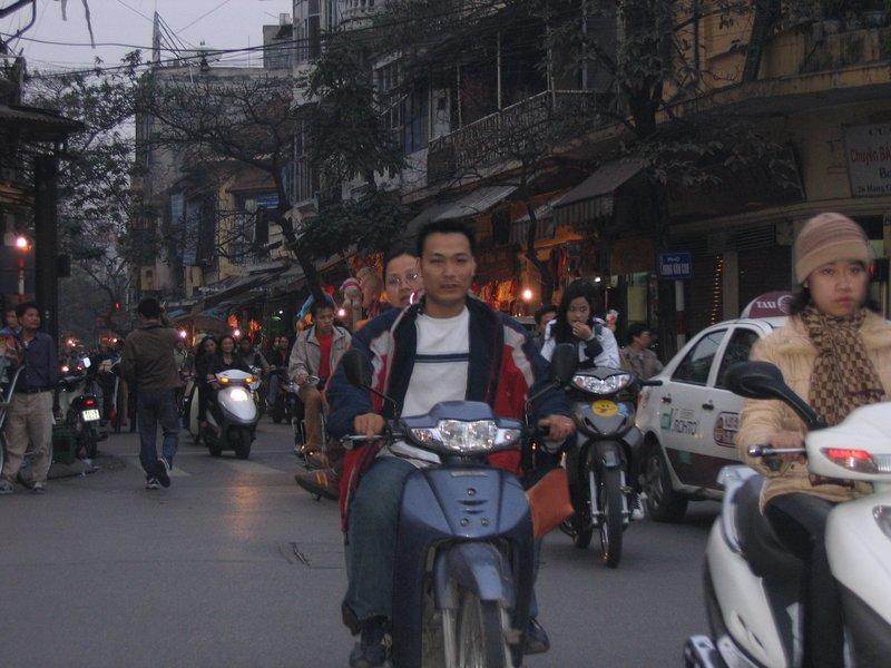 Harrowing Hanoi