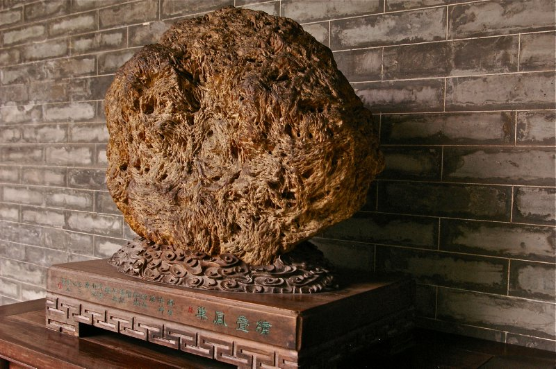 Ancient Wood Sculpture