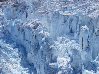 Franz Joseph Glacier - Arial view
