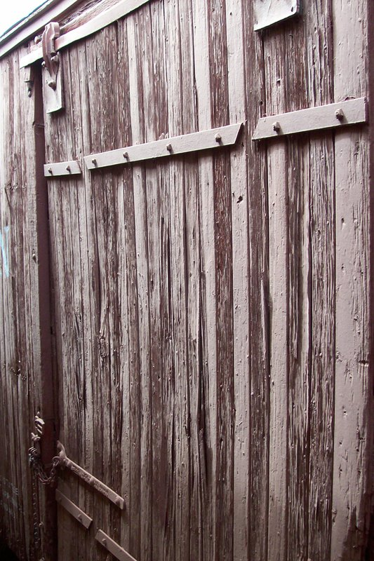 Box Car Door
