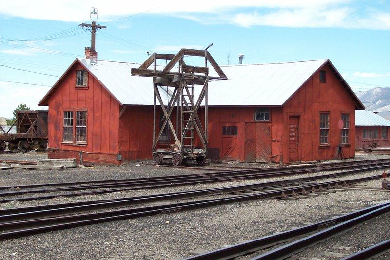 Rail Yard Office