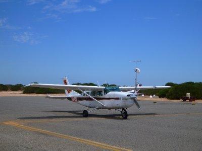 Our Scenic Flight