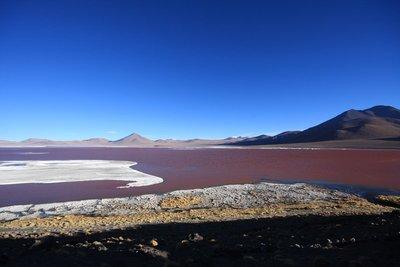 El Lago Colorado (Red Lake)