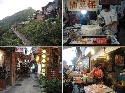Jiufen Travel Blog