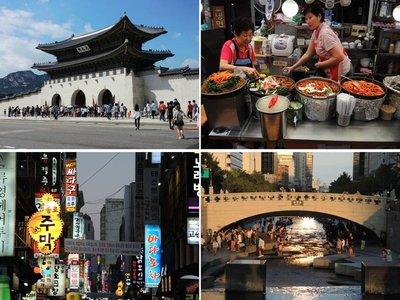 Seoul Travel Blog