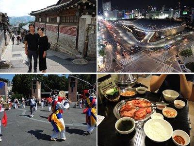 Seoul Travel Blog 1
