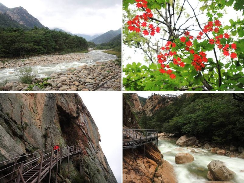 Seoraksan Travel Blog
