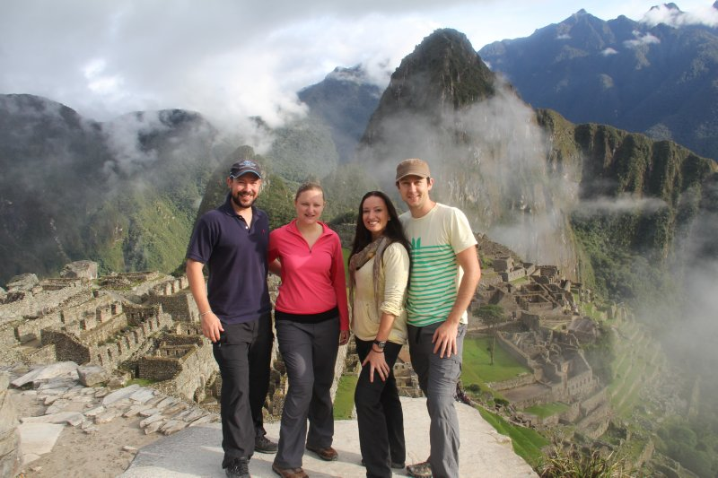 Inca Trail Team
