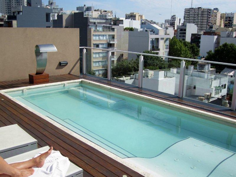 Fierro pool, BA