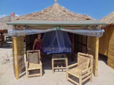 Gili Meno - Our night on the Islands
