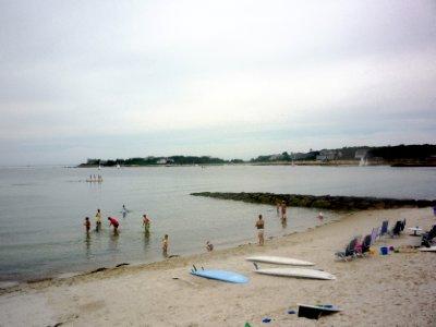 New Silver Beach