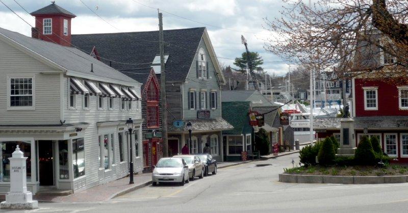 Dock Square, Kennebunkport, Maine