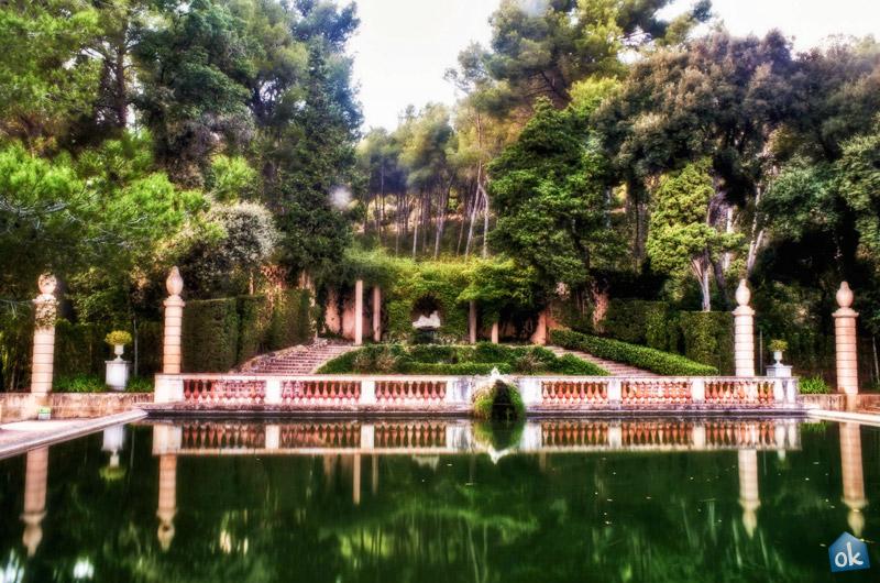 Egeria's Pond