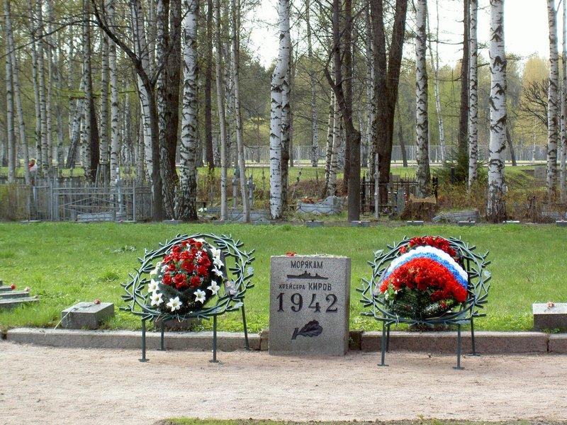 St-Pete, Piskaryovskoe Cemetery (Indiv marker)
