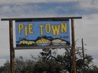 Pie Town, NM