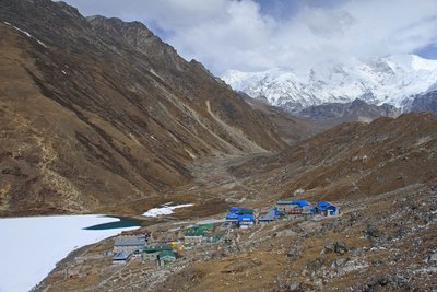 First site of Gokyo