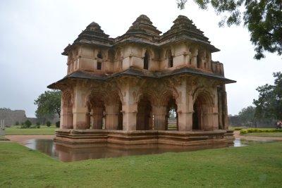 Lotus Mahal