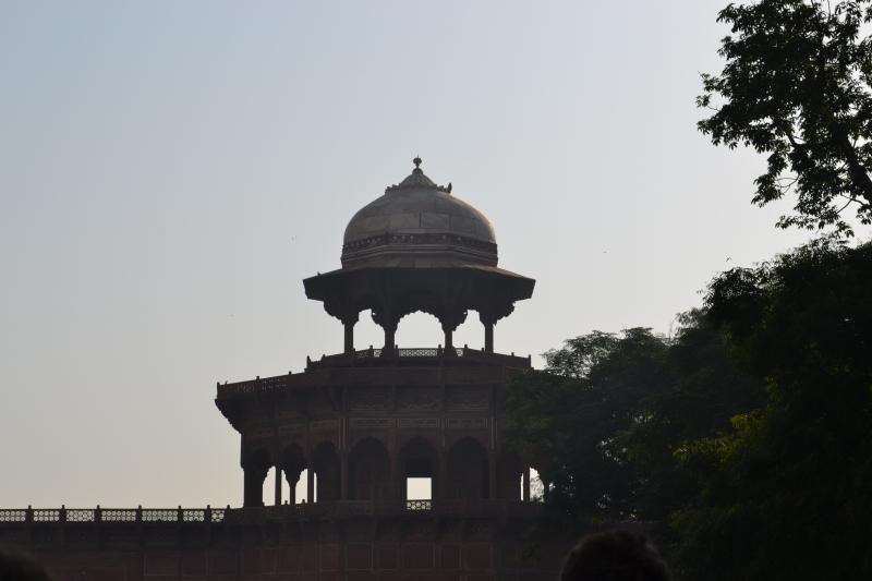 Sunrise Taj Mahal