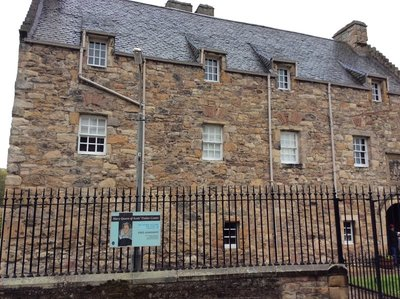 Mary, Queen of Scots house in Jedburgh, Scotland
