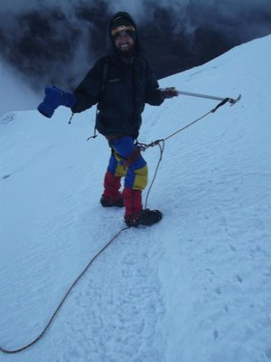 Me on cotopaxi