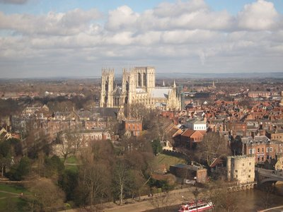 Minster from The Eye