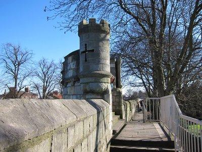 York perimeter walls