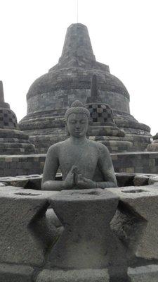 Budha takes his seat at the Empire Council
