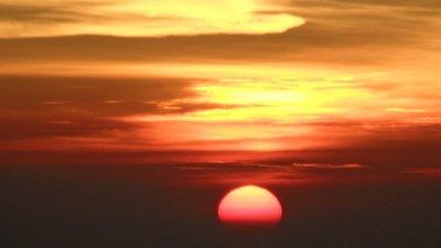 Our epic Bromo sunrise