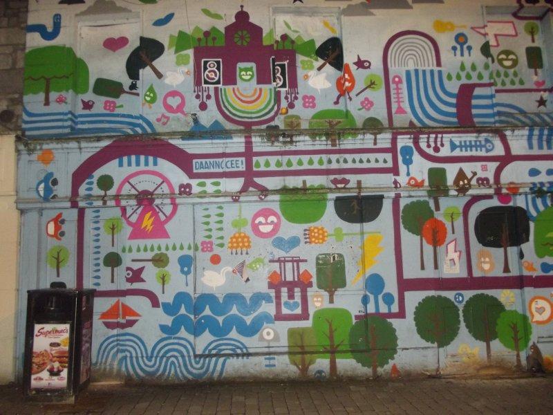 Wall Murals in Galway