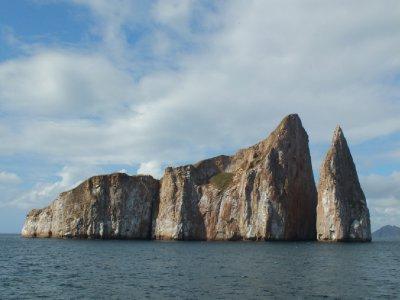 Kicker Rock, Galapagos, Ecuador