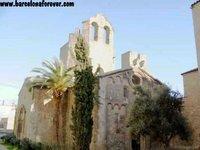 Sant Pau del Camp Romanic Church