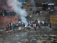 Varanasi_Harishchandra Ghat
