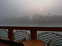 Haridwar_Early morning view from the Devnadi Hotel