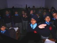 Devprayag_Children of the Omkarananda School
